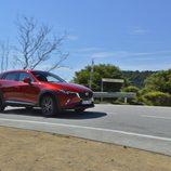Mazda CX-3 - Frontal en movimiento
