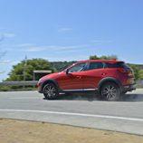 Mazda CX-3 - trasera en movimiento