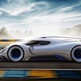 Porsche 2035 concept by Gilsung Park