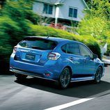 2015 Subaru Impreza Sport Hybrid - Trasera
