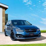 2015 Subaru Impreza Sport Hybrid - Detalle frontal