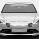 Renault Alpine production-specs - front