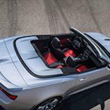 Chevrolet Camaro convertible 2016 - aerial
