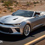 Chevrolet Camaro convertible 2016 - frontal