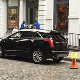 Cadillac XT5 fotos espía - rear
