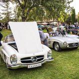 Autobello Madrid 2015 - Mercedes SL