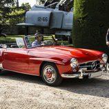 Autobello Madrid 2015 - Mercedes 300 SL