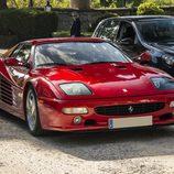 Autobello Madrid 2015 - Ferrari F512M