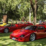 Autobello Madrid 2015 - Ferrari F40
