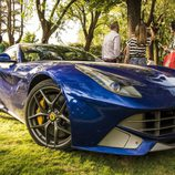 Autobello Madrid 2015 - Ferrari F12