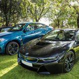 Autobello Madrid 2015 - BMW i8