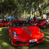 Autobello Madrid 2015 - Ferrari 430 Scuderia