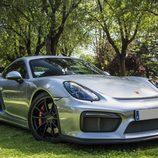 Autobello Madrid 2015 - Porsche Cayman GT4
