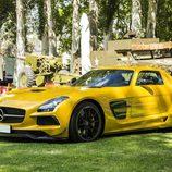 Autobello Madrid 2015 - Mercedes SLS