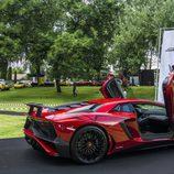 Autobello Madrid 2015 - Lamborghini Aventador SV