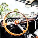 Alfa Romeo Giulia Super 1.6 1973 - volante