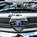 Alfa Romeo Giulia Super 1.6 1973 - detalle frontal