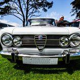 Alfa Romeo Giulia Super 1.6 1973 - Vista frontal