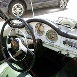 Alfa Romeo Giulietta spider - tablero