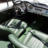 Alfa Romeo Giulietta spider - interior