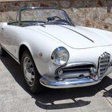 Alfa Romeo Giulietta spider - side