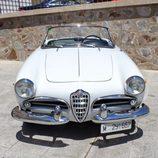 Alfa Romeo Giulietta spider - front