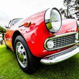 Alfa Romeo Giulietta Sprint faro delantero