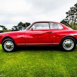 Alfa Romeo Giulietta Sprint perfil