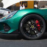 Lotus 3-Eleven - detalle