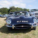 Jaguar E-Type 4.2 (1961-1975) - detalle