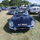 Jaguar E-Type 4.2 (1961-1975) - frontal