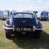 Jaguar E-Type 4.2 (1961-1975) - trasera