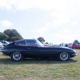 Jaguar E-Type 4.2 (1961-1975) - side