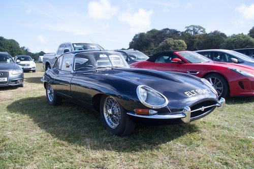 Jaguar E-Type 4.2 (1961-1975)