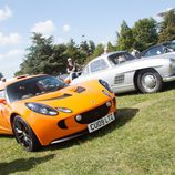 Goodwood FoS 2015 Supercars - Lotus
