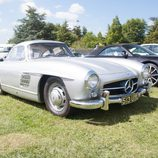 Goodwood FoS 2015 Supercars - Mercedes SL