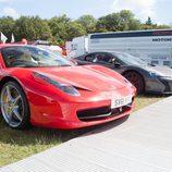 Goodwood FoS 2015 Supercars - Ferrari 458