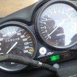 Kawasaki ZZR 600 1990 - instrumentación