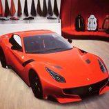 Filtración configurador Ferrari