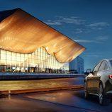 2016 - Renault Talisman: Iluminación trasera