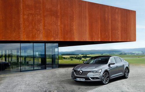 2016 - Renault Talisman: 3/4 frontal izquierdo