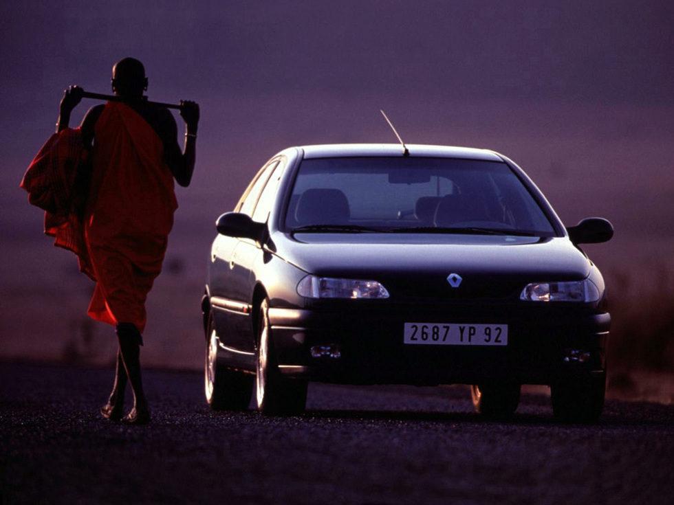 1993 - Renault Laguna