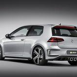 Volkswagen Golf R400 Concept - 3/4 trasera