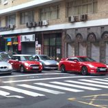Nissan GT-R semáforo