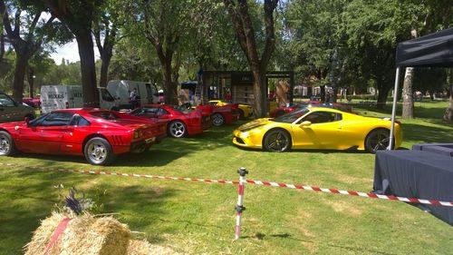 Autobello Madrid 2015 - Ferrari