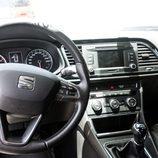 Seat León SC 1.4 TSI - salpicadero