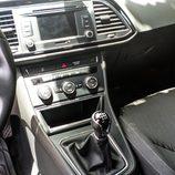 Seat León SC 1.4 TSI - consola