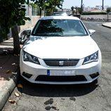Seat León SC 1.4 TSI - front