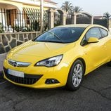 Opel Astra GTC 1.4 Turbo 140 - front