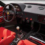 Ferrari F40 LM - Tablero de abordo